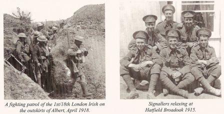 History – 1859 to Present – London Irish Rifles Association